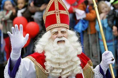 Sinterklaasverschieting