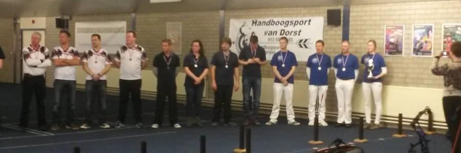 Team Nimrod 3e bij NHB beker finale