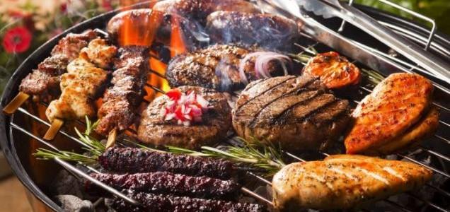 Uitnodiging BBQ verschieting 2018