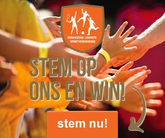 Verkiezing leukste sportvereniging Etten-Leur