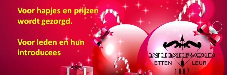 Uitnodiging Kerstballenverschieting
