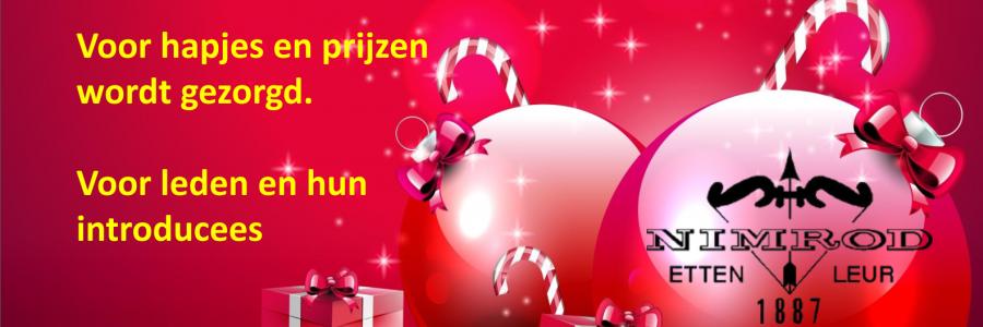Uitnodiging kerstballenverschieting 2016