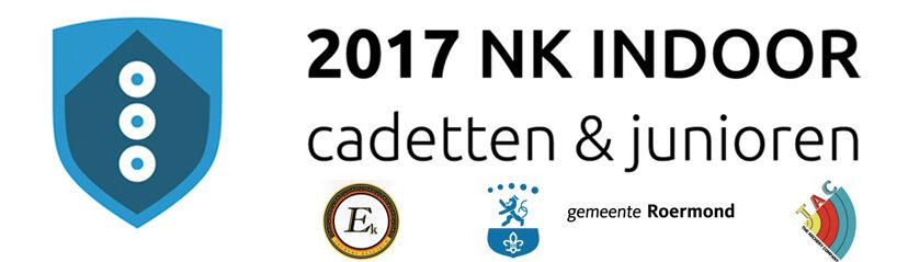 Nimrod op het NK Indoor 2017 Cadetten en Junioren
