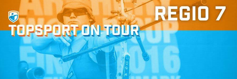 """Uitnodiging """"Topsport on tour"""" voor heel regio 107"""