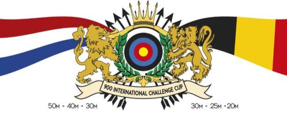 900 International Challenge Cup – 25 mei 2017