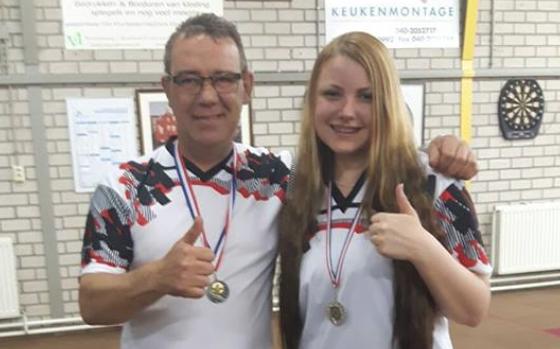 6 medailles bij Rayonkampioenschappen 25m