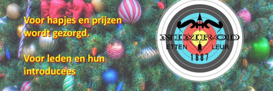 Uitnodiging Kerstballenverschieting 16-12-2017